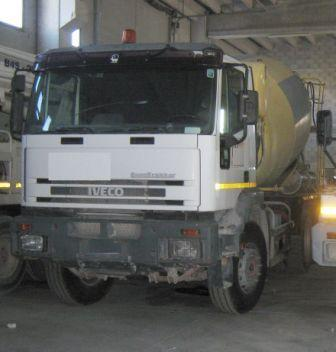 Used Vehicles - TRUCK MIXERS Iveco eurotrakker 380e38