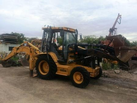 Used Vehicles - TIPPERS Terna caterpillar 428 c