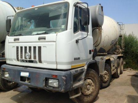 Used Vehicles - TRUCK MIXERS Astra hd7 84.38